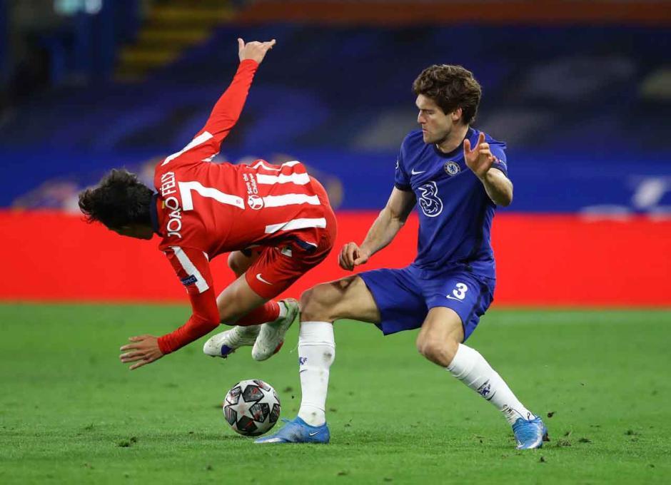 Singkirkan Atletico Madrid, Chelsea Melenggang ke Perempat Final Liga Champions-0