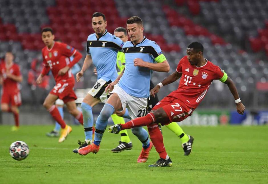 Ditaklukkan Bayern Munchen, Langkah Lazio Terhenti di Liga Champions-1