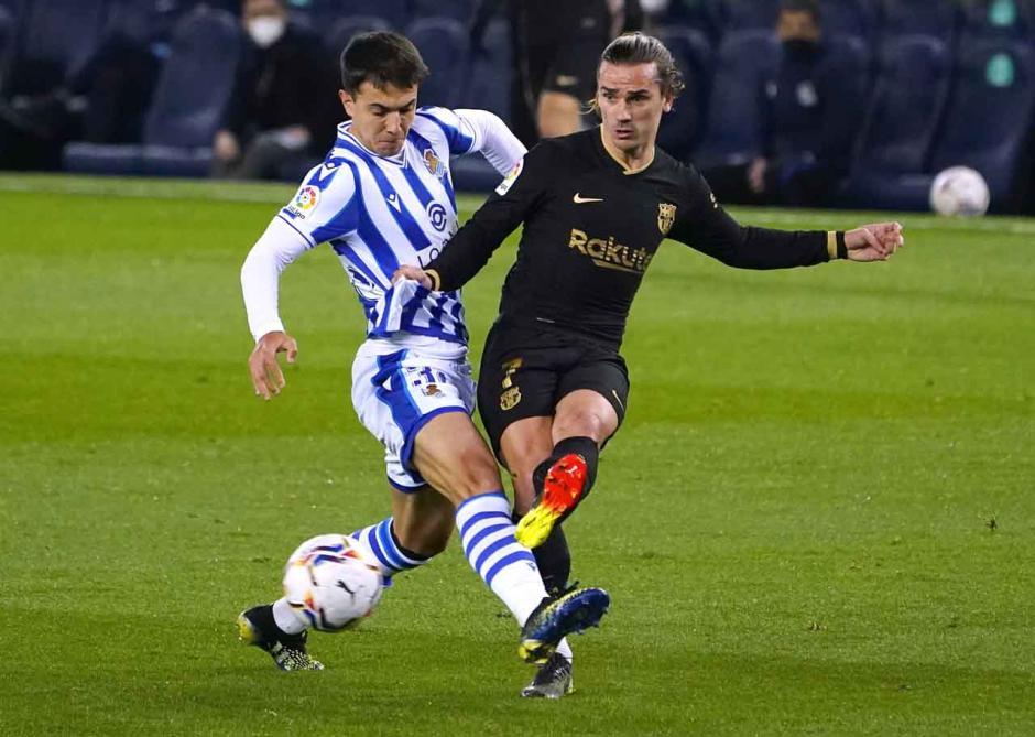 Bantai Real Sociedad 6-1, Barcelona Geser Real Madrid di Peringkat Kedua Klasemen-1
