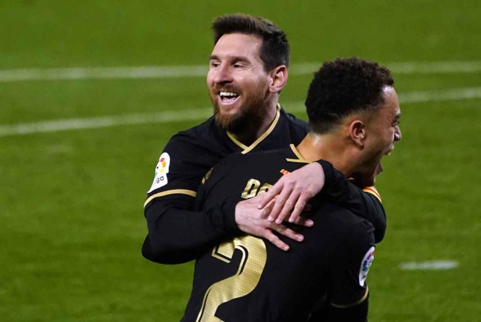 Bantai Real Sociedad 6-1, Barcelona Geser Real Madrid di Peringkat Kedua Klasemen-2