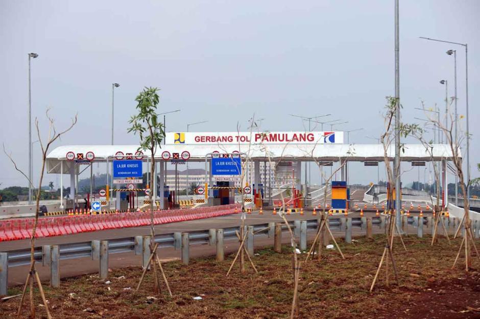 Progres Pembangunan Jalan Tol Pamulang-Cinere Capai 78.9 Persen-3