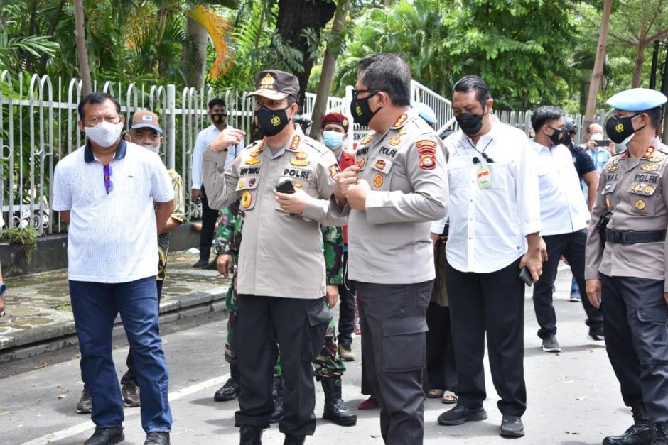 BNPT Lakukan Pendampingan Bagi Korban Terorisme di Gereja Katedral Makassar-0