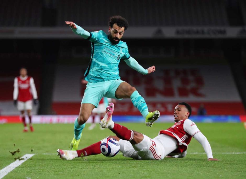 Tanpa Ampun, Liverpool Bungkam Arsenal di Emirates Stadium 3-0-1