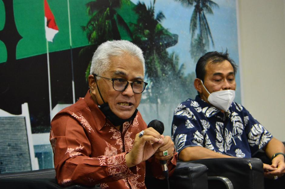 Diskusi Forum Legislasi DPR Bahas Poin Penting RUU ASN-1