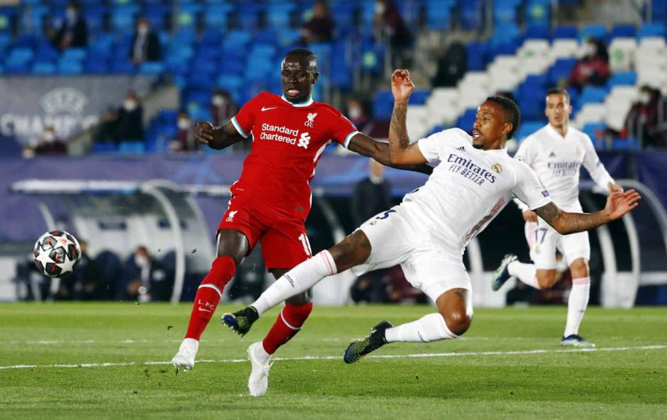 Real Madrid Redam Perlawanan Liverpool 3-1-1