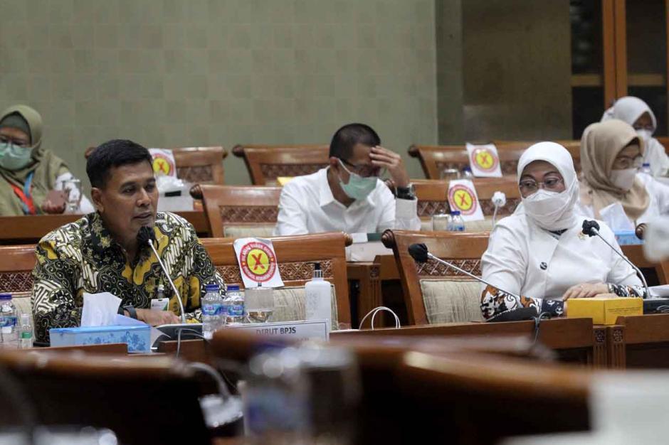 Komisi IX DPR RI Minta Menaker Perhatikan Kesejahteraan Wartawan-3