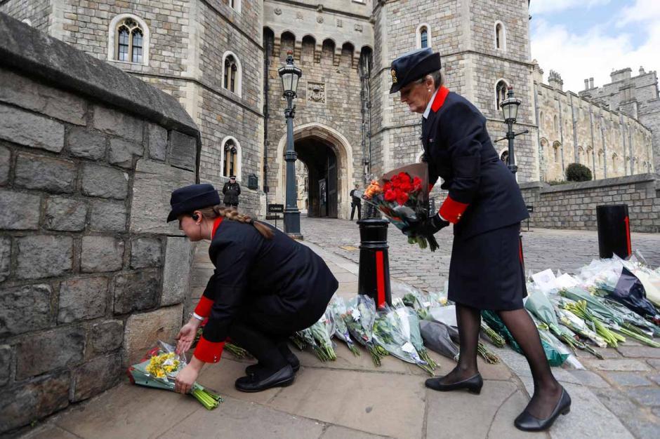 Pangeran Philip Tutup Usia, Rakyat Inggris Berduka-3