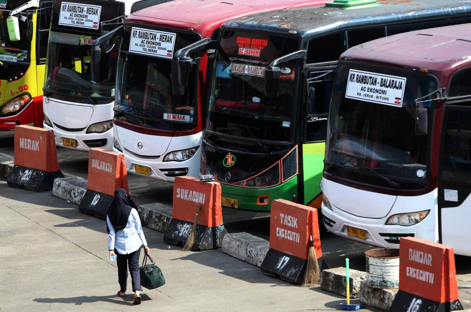 Larangan Mudik, Seluruh Moda Transportasi Stop Beroperasi pada 6-17 Mei 2021-4