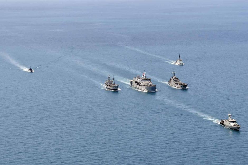 Formasi Sailing Pass Latopsratmin 2021-0