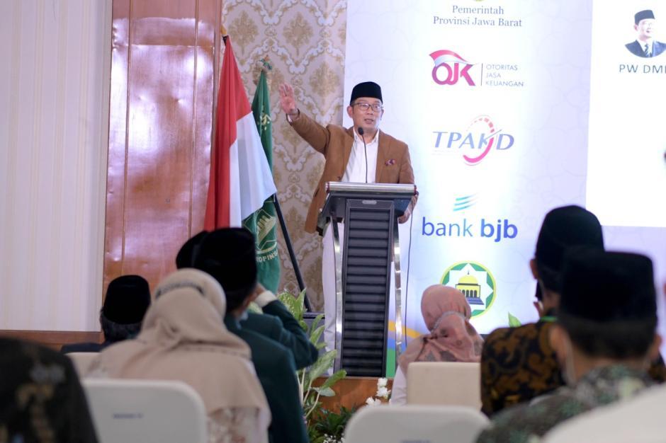 Ridwan Kamil Hadiri Silaturahmi PD DMI se-Jawa Barat-3