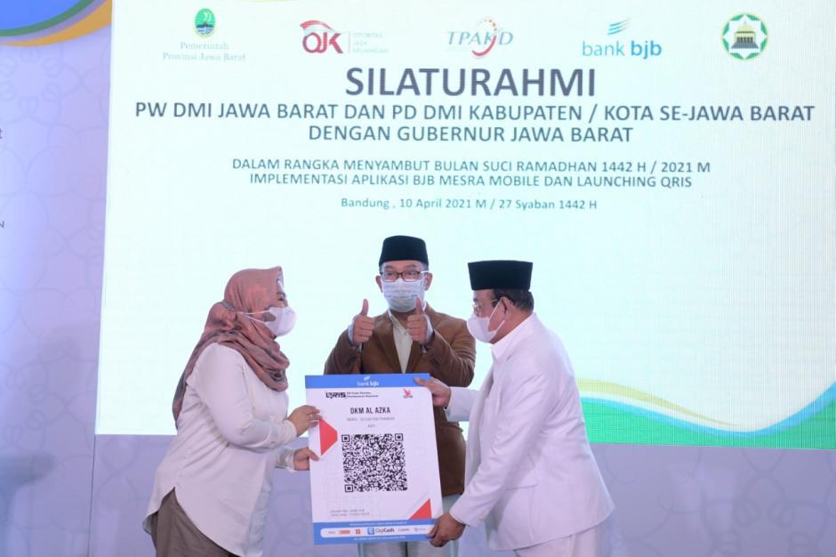 Ridwan Kamil Hadiri Silaturahmi PD DMI se-Jawa Barat-1