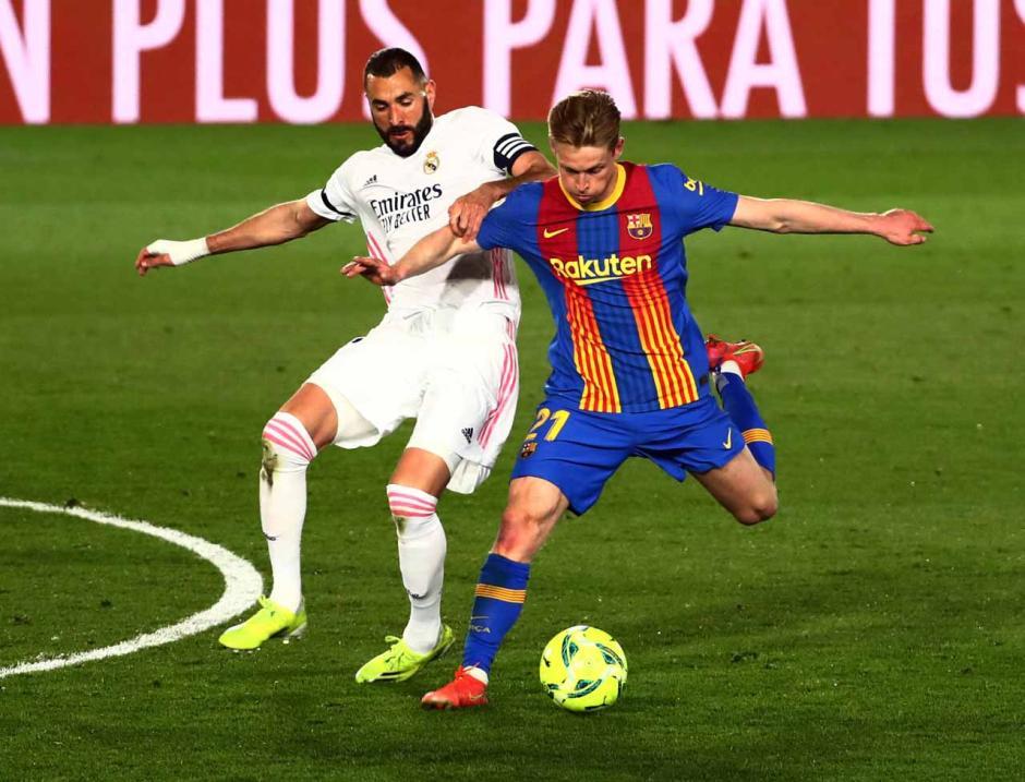 Menangi El Clasico, Real Madrid Geser Atletico di Puncak Klasemen-1