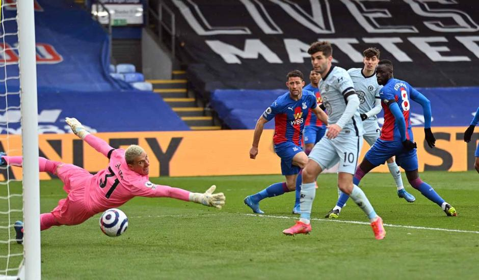 Brace Pulisic Warnai Pesta Gol Chelesea atas Crystal Palace-4