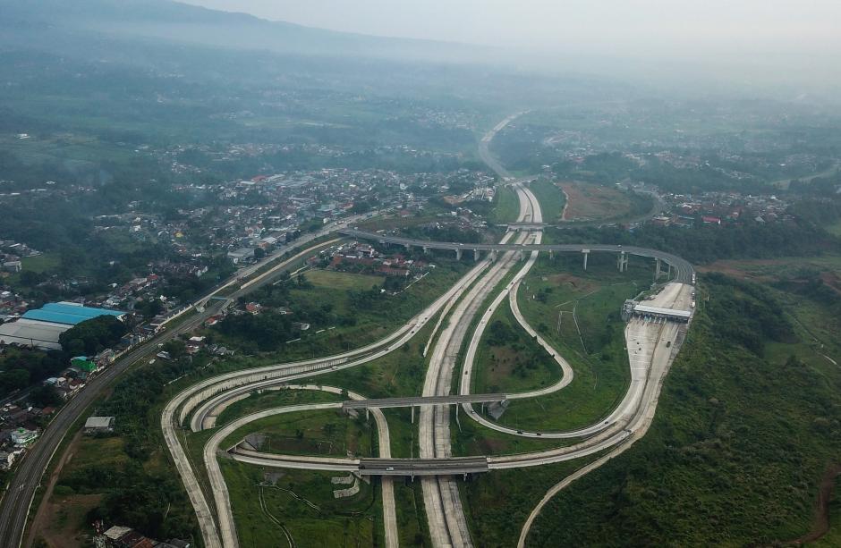 Pembangunan Jalan Tol Bocimi seksi II Capai 75,5 Persen-2