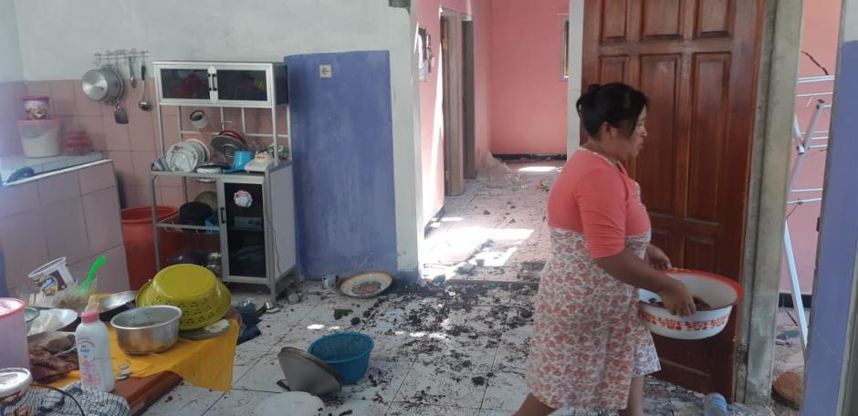 Ratusan Rumah di Lumajang Rata dengan Tanah Akibat Gempa Malang-2