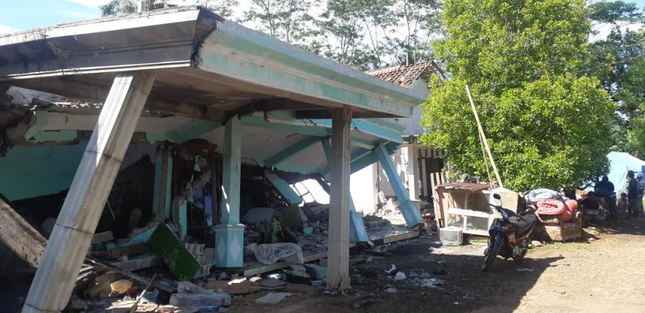 Ratusan Rumah di Lumajang Rata dengan Tanah Akibat Gempa Malang-6