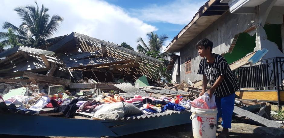 Ratusan Rumah di Lumajang Rata dengan Tanah Akibat Gempa Malang-9