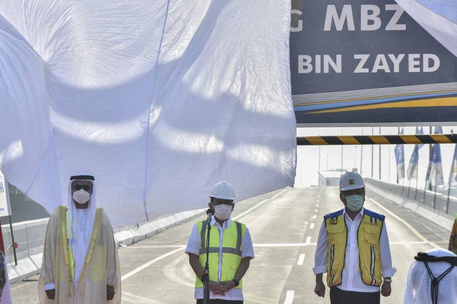 Tol Layang Japek Kini Berganti Nama Jadi Jalan Layang MBZ-0