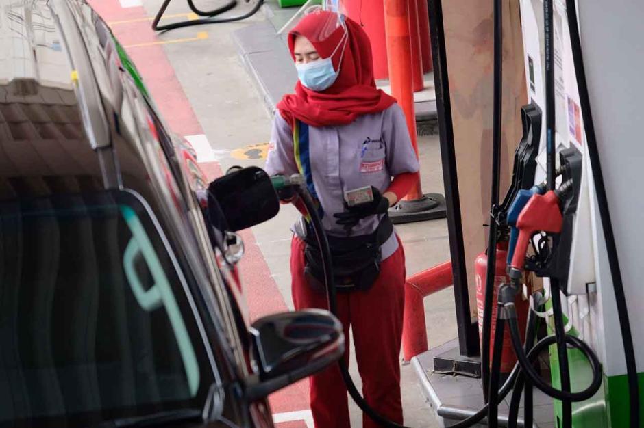 Pertamina Pastikan Stok BBM Aman Selama Ramadan-0