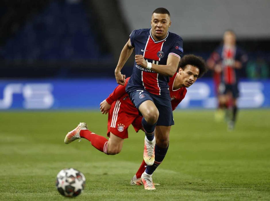 Unggul Gol Tandang, PSG Singkirkan Bayern Munchen-0