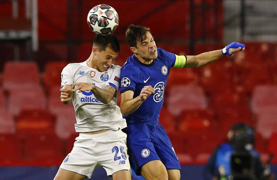 Menang Agregat 2-1 atas FC Porto, Chelsea Lolos ke Semifinal-1