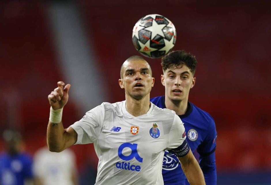 Menang Agregat 2-1 atas FC Porto, Chelsea Lolos ke Semifinal-0