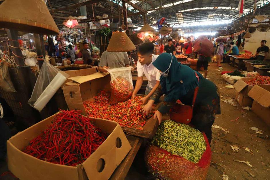 Kemendag Umumkan Harga Rata-rata Sembako di 216 Pasar Rakyat-3