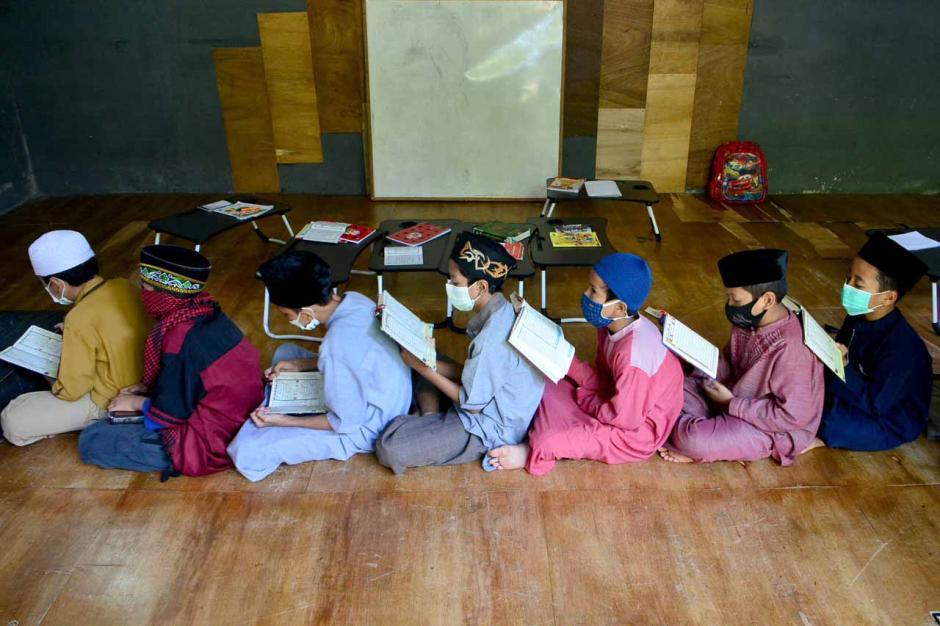 Memaknai Kandungan Al-Quran di Homeschooling Berbasis Pesantren-4