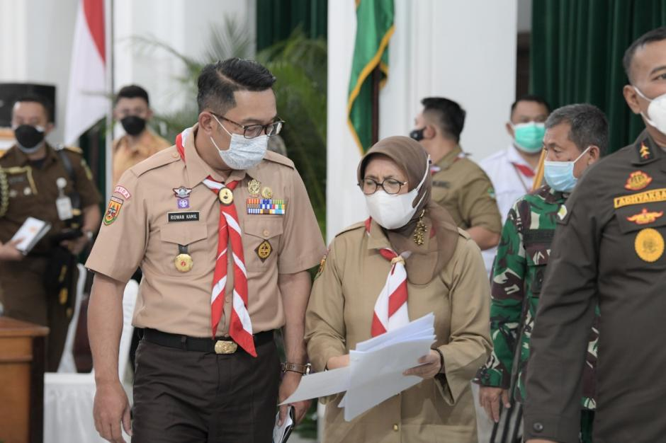 Rasio Vaksinasi Lansia Rendah, Ridwan Kamil Instruksikan Jemput Bola-2