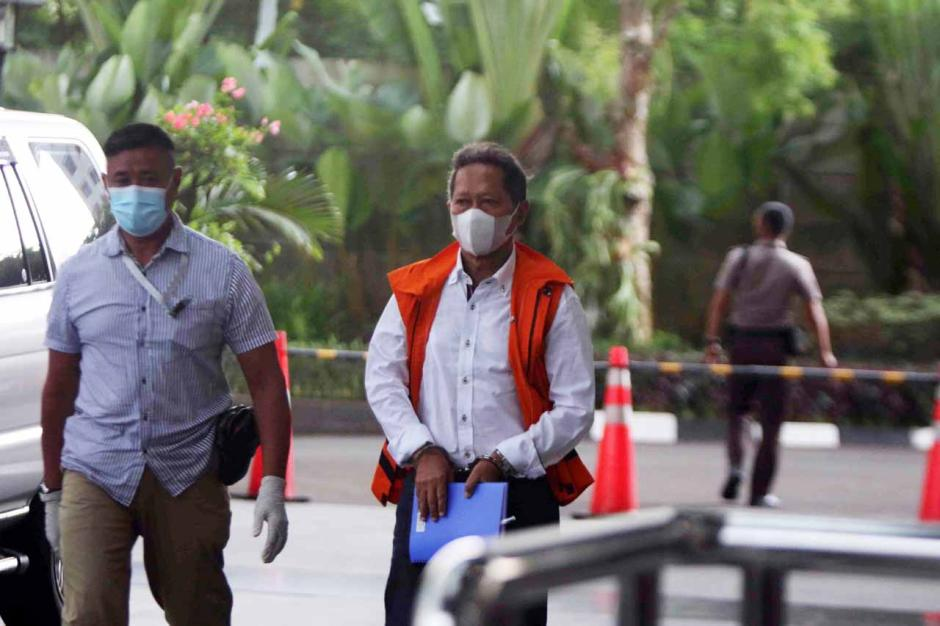 RJ Lino Jalani Pemeriksaan Lanjutan di KPK-2