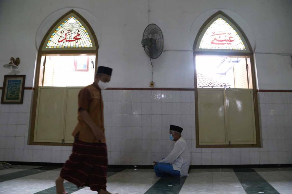 Umat Muslim Perbanyak Baca Al-Quran di Bulan Ramadhan-1