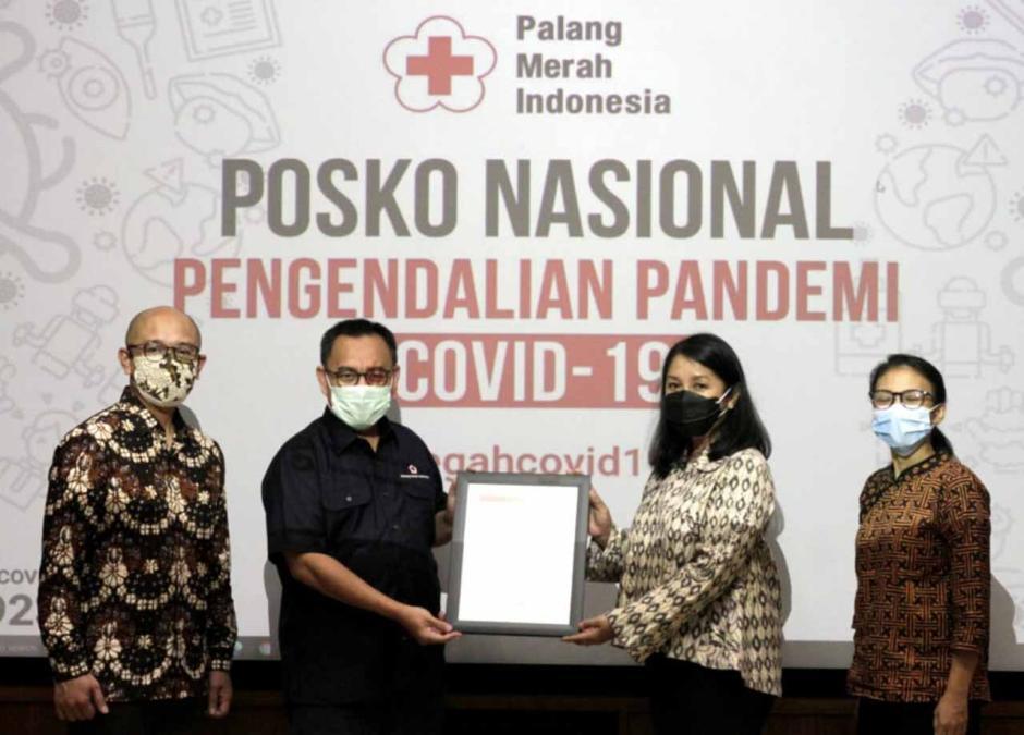 Gandeng PMI, Herbalife Bantu Pemulihan Pasca Bencana-0