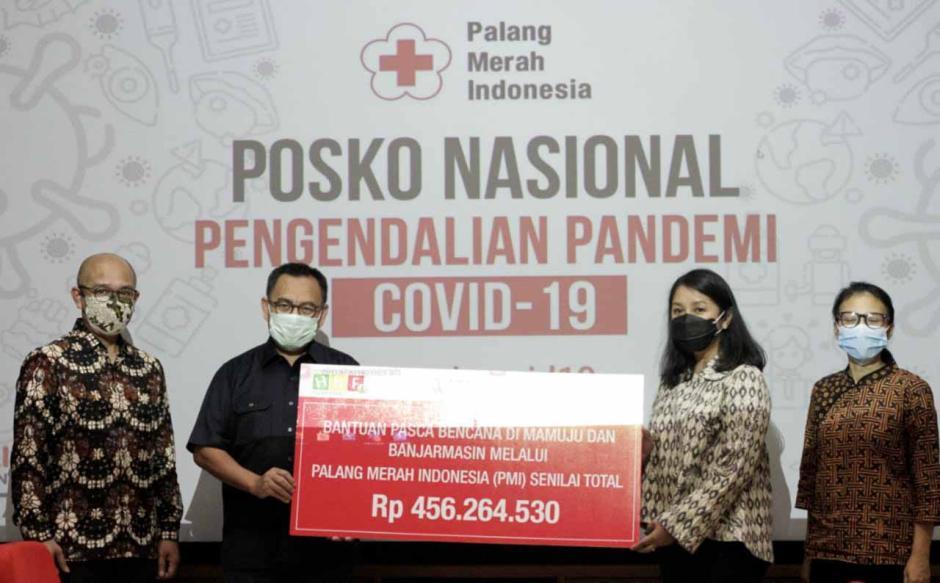 Gandeng PMI, Herbalife Bantu Pemulihan Pasca Bencana-2