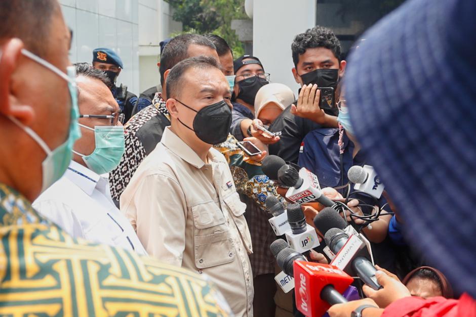 Belum Kantongi Izin BPOM, Sejumlah Anggota DPR Tetap Jalani Vaksinasi Pakai Vaksin Nusantara-3