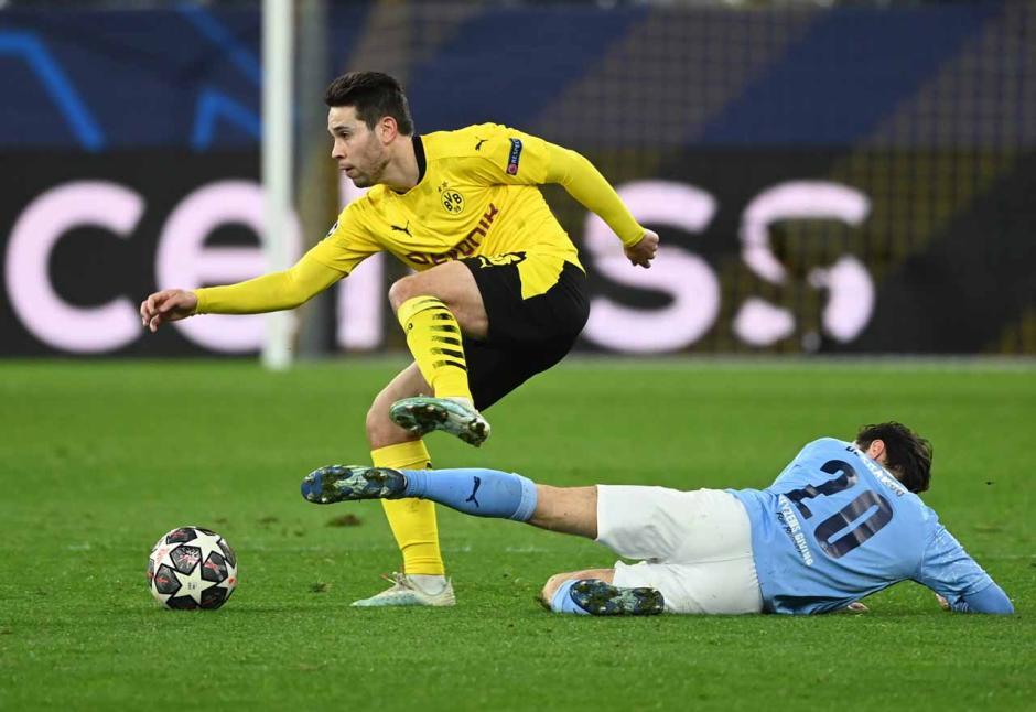 Pecundangi Borussia Dortmund, Manchester City Tembus ke Semifinal-0