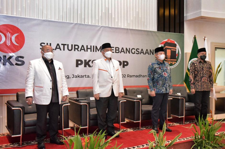 PPP dan PKS Gelar Silaturahmi Kebangsaan-2