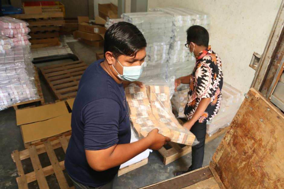 Momen Ramadan dan Idul Fitri, BI Jawa Timur Siapkan Rp11,5 Triliun Uang Baru-2