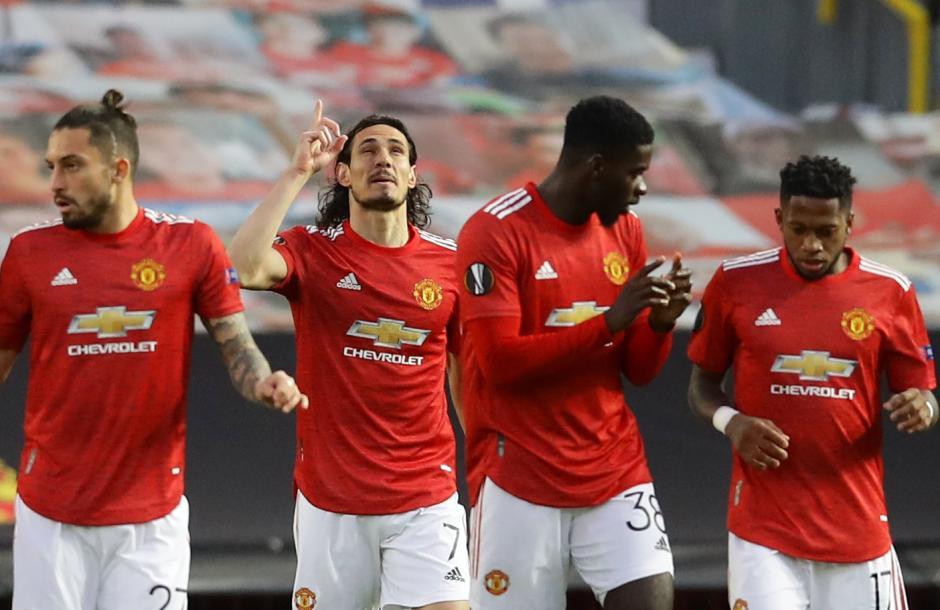 Menang Agregat 4-0, Man Utd Lolos ke Semifinal Liga Europa-2