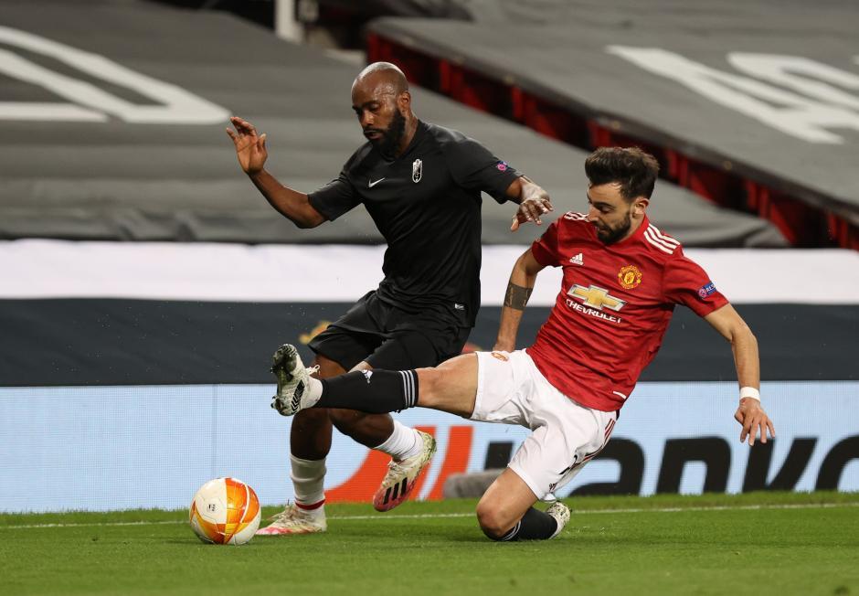 Menang Agregat 4-0, Man Utd Lolos ke Semifinal Liga Europa-1