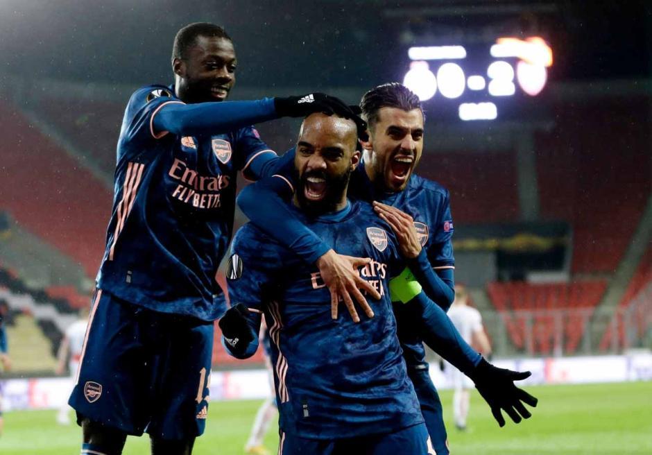 Bungkam Slavia Praha, Arsenal Tantang Villareal di Semifinal-3