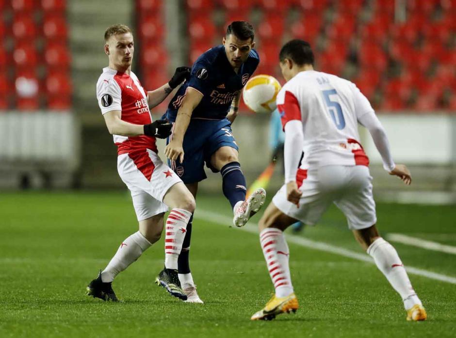 Bungkam Slavia Praha, Arsenal Tantang Villareal di Semifinal-1