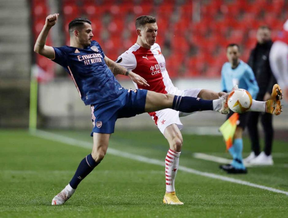 Bungkam Slavia Praha, Arsenal Tantang Villareal di Semifinal-0