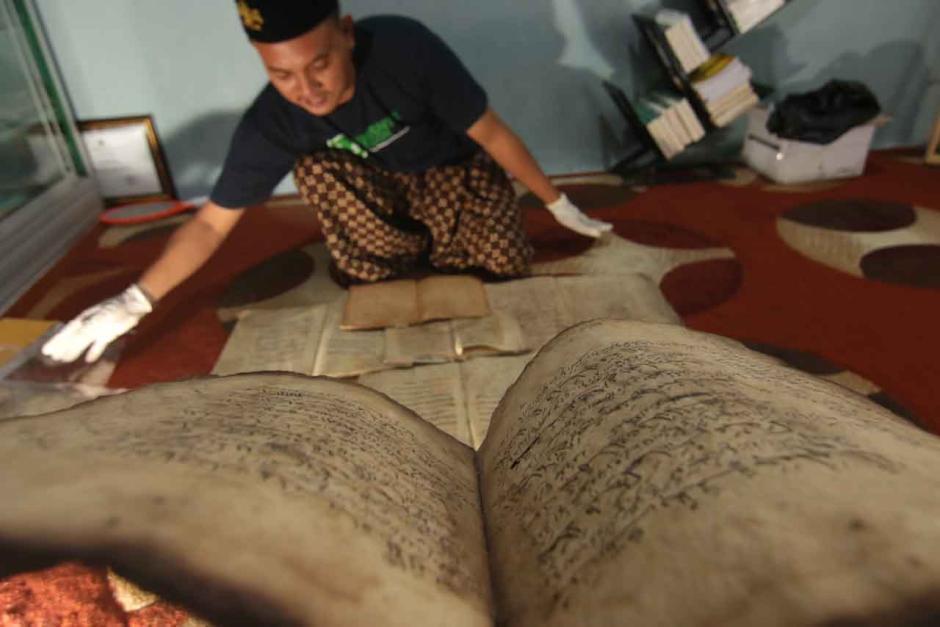 Menelusuri Jejak Intelektual Melalui Manuskrip Kuno-0