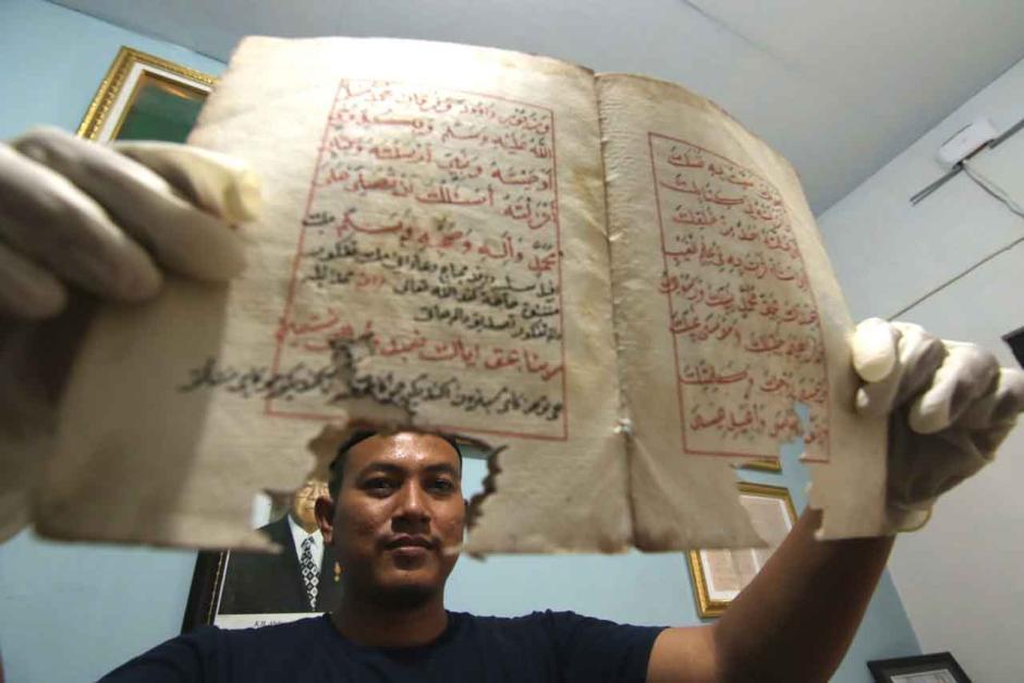 Menelusuri Jejak Intelektual Melalui Manuskrip Kuno-2