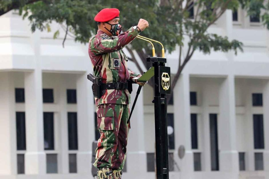 Tanpa Atraksi Militer, HUT ke-69 Kopassus Digelar Secara Sederhana-4