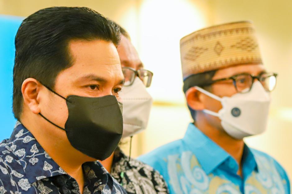 Erick Thohir Lantik Pengurus MES DKI Jakarta-1