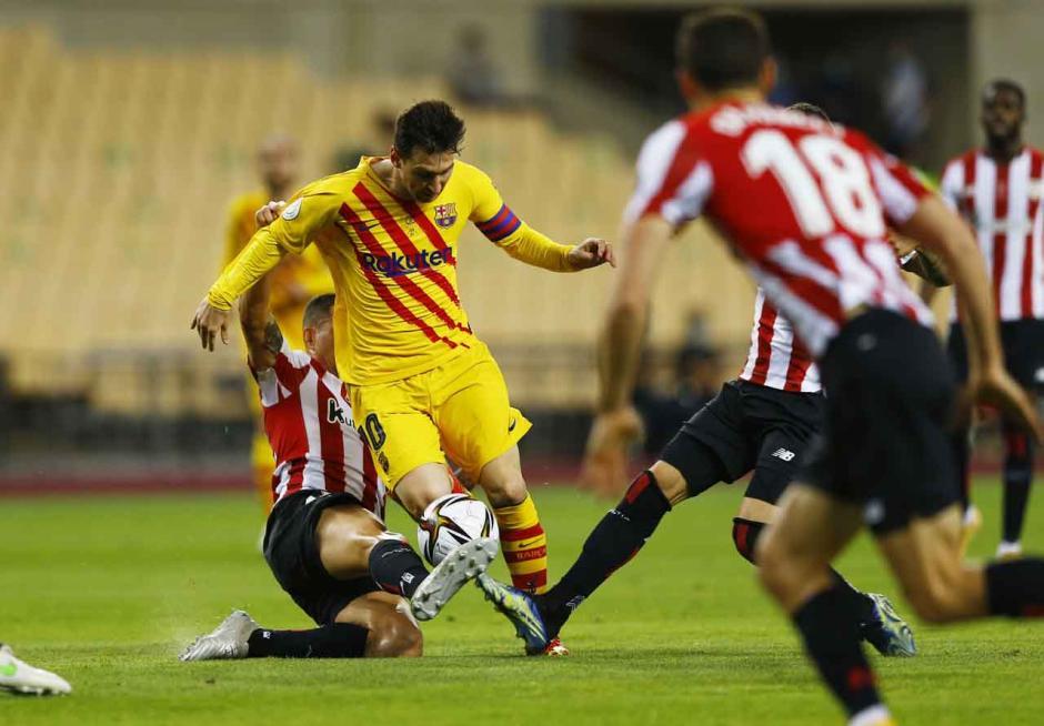 Hancurkan Athletic Bilbao 4-0, Barcelona Juarai Copa del Rey-2