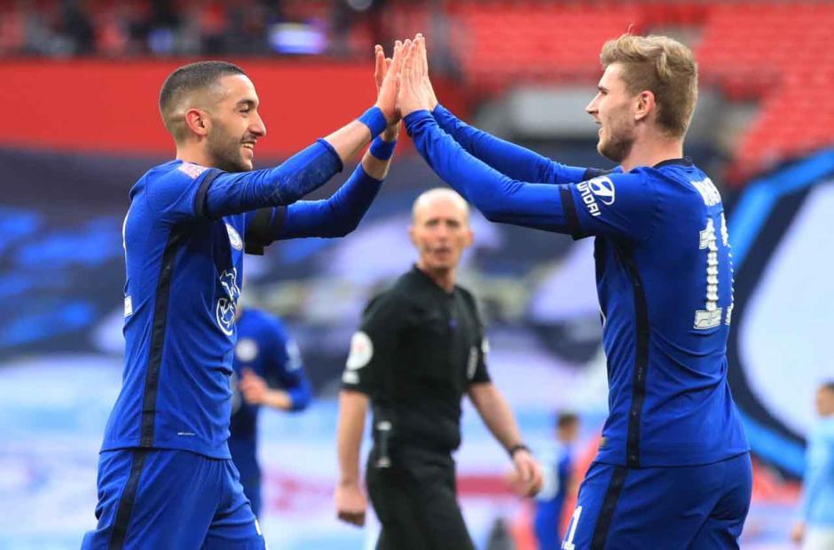Singkirkan Manchester City, Chelsea Melaju ke Final Piala FA-3