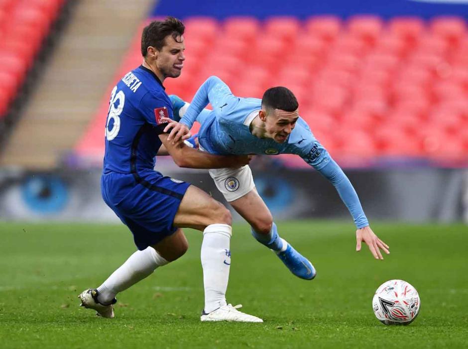 Singkirkan Manchester City, Chelsea Melaju ke Final Piala FA-0