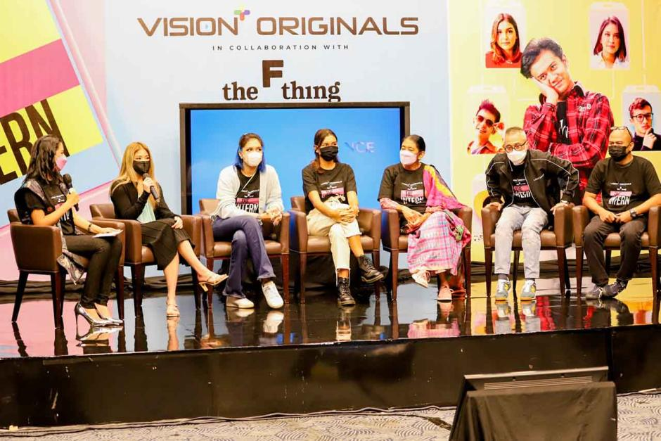 Platform Vision+ Rilis Series Baru The Intern Kental dengan Anak Muda-0